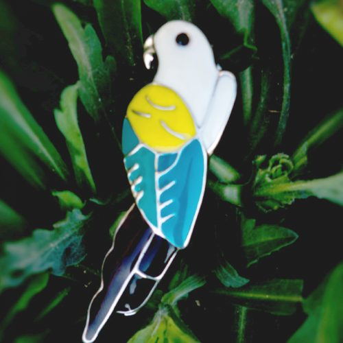 Beautiful Parrot Shape Ring