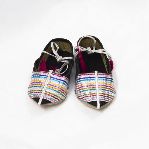 Beautiful Kids Multani Khussa Multi Color
